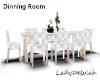 [Ld]White Dinning