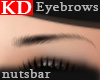 ((n) KD black brows 2