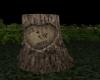 Oz & Tip Tree Stump