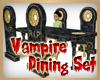 Vampire Dining Set