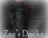 [ZAC] RedPlaidPant&Shoes