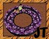 JT Purplecrystal float