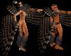 Native Falcon Arm Wings