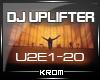 [KROM] DJ UPLIFTER VOL.2