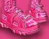 ღ Fendi Sock Sandals