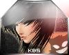KBs K.Cheetah Emo Hair