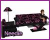 [n] Pink Grunge Sofa