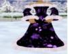 RP* Purple winter dress