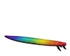 SW Rainbow surfboard