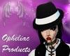 [O]Mafia Hat Black&White