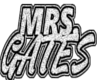 MRS GATES DIAMOND CHAIN