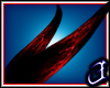 {J} Red Black Horns