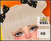 Y' Kitty Bow+ Asfar Hair