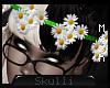 s s Floral crown
