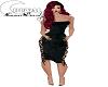 L.D black dress