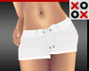 Baby Shorts White