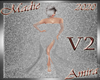 !a Amira Gown Silver V2