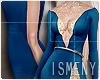 [Is] Alisa Dress Blue