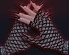 ☪ succubus nails
