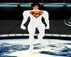 Super-Man Gloves White V1