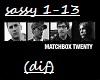 matchbox twenty 1-13 dif