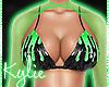 Slime Latex Top