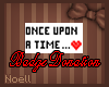 """""""N"""" Once upon a time"""