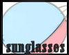 Blue-Pink▲Sunglasses