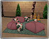 Boho Floor Pillows