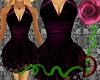 [D] Dark Purple Dress