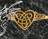 [LD]G CelticHeart Ring F
