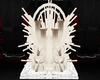 White King Throne
