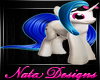 vinyl scratch mlp Hair