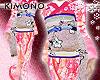 Pink Sakura Kimono