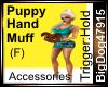 [BD]PuppyHandMuff