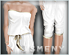 [Is] Coverall White