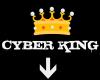 King Head Sign