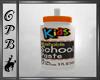 Kids School Paste