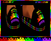 Male LGBT Slippers
