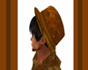 `cc`hat hair old leather