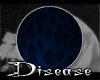 -DD- Blue Big Toy Ball