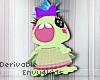 Kids Monster Me doll
