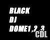 Black DJ Dome Big