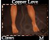 Copper Love Claws M