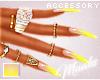 $ Sunshine - Nails