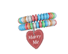Candy Bracelet  Marry Me