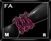 (FA)WristChainsOLMR Pink