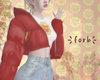 chupa chups // red coat