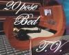20 Pose HigDef TV bed