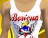 Boricua Family T-White